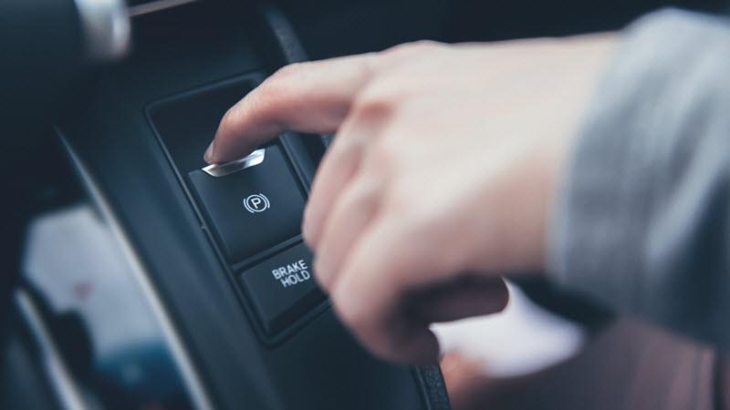 Land Rover Parking Brake
