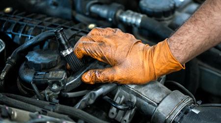 Mercedes V12 Engine Problem Check