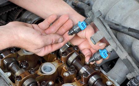 MINI Fuel Injector Check