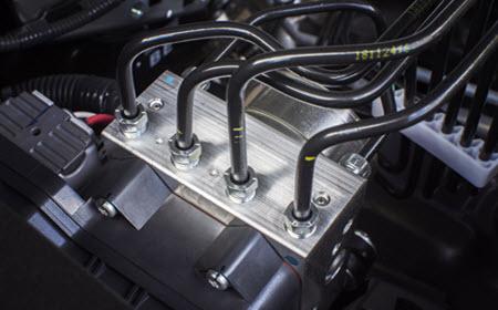 Jaguar ABS Unit Check