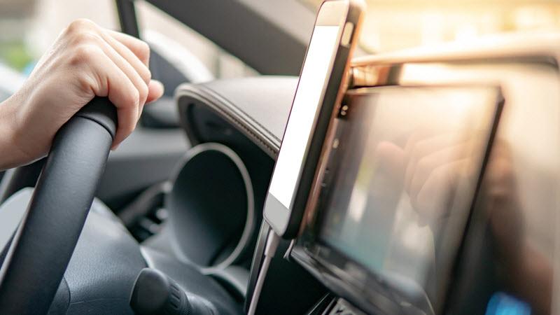 Audi Digital Dashboard