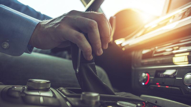 Mercedes Gear Shift Issue