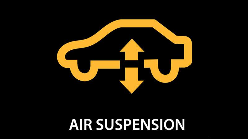 Jaguar Air Suspension